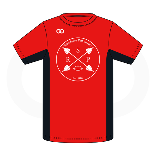 RSP T Shirt -Red