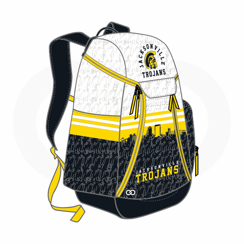 Jacksonville Trojans Backpack