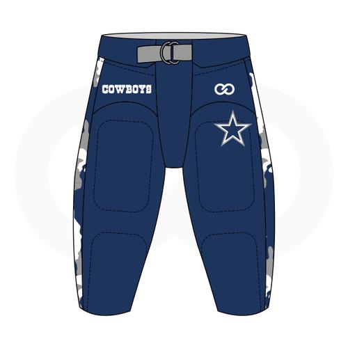 Worcester Cowboys Flex Football Pants V2