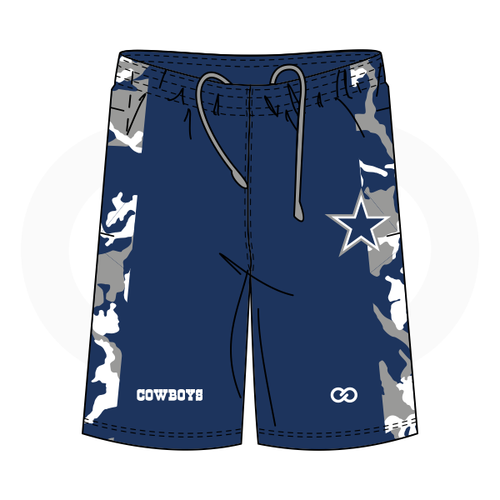 Worcester Cowboys Shorts - Style 2