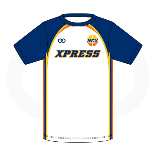 NorCal Express T Shirt - White Xpress Style