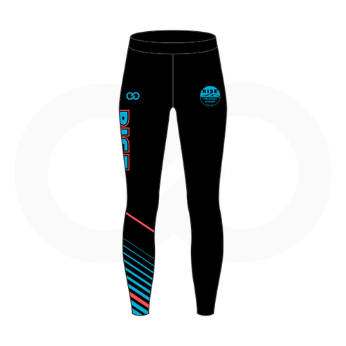 Rise Volleyball Compression Leggings