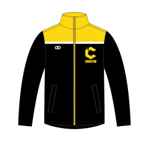 Crunchtime Basketball Warmup Jacket