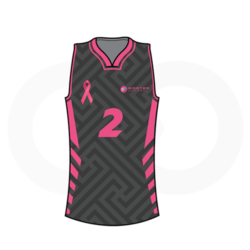 Breast Cancer Basketball