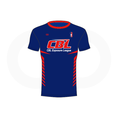 CBL Hoops Short Sleeve Compression Shirt