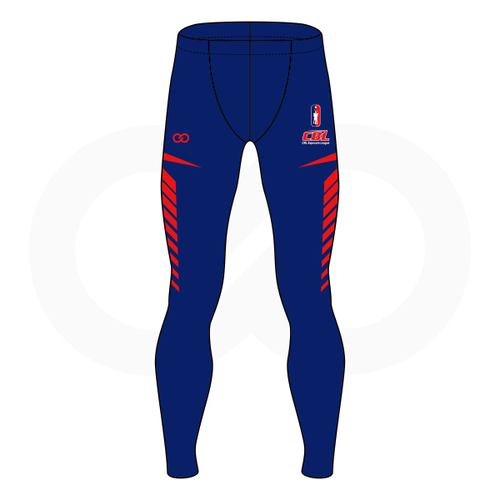 CBL Hoops Full Length Compression Pant
