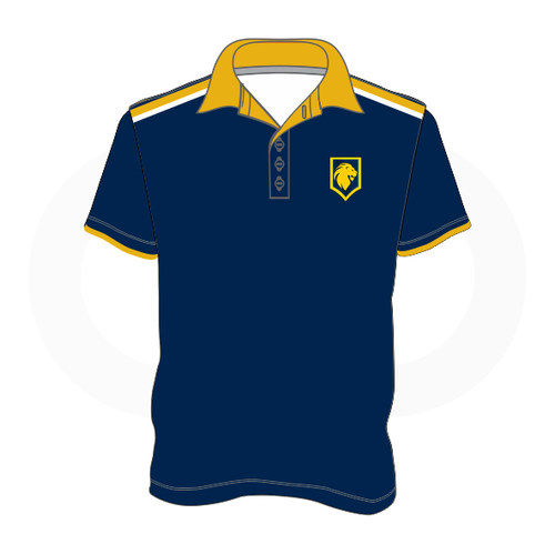 Phi Lambda Chi Polo Shirt (Option 2)