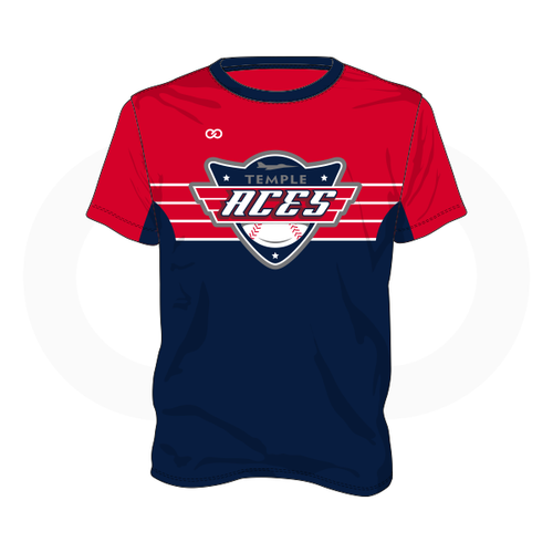Temple Aces Mens T-Shirt