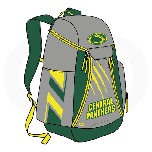 Panthers Basketball Backpack