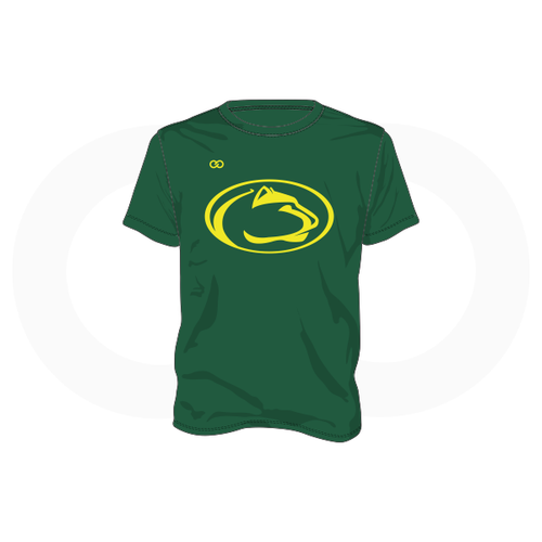 Panthers Basketball T-Shirt - Green
