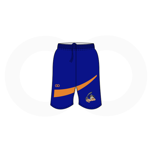 Tolsia Rebels Alternate Basketball Shorts