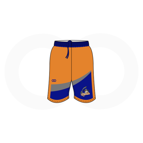 Tolsia Rebels Home Basketball Shorts