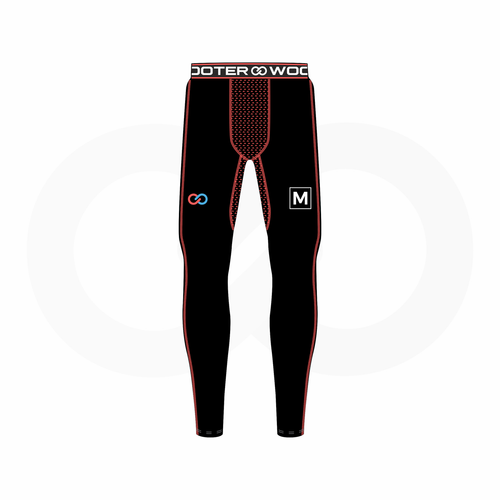 Men's Full Length Compression Pants