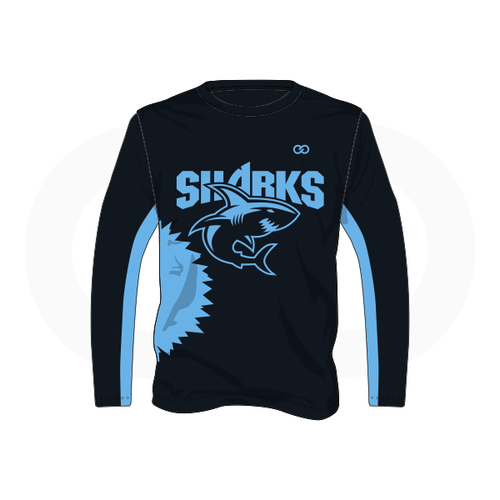 Sharks Long Sleeve T-Shirt