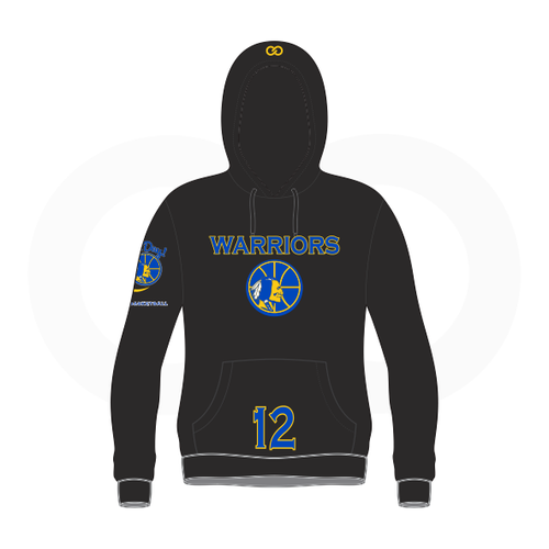 Wogue Warriors Basketball Sublimated Hoodie