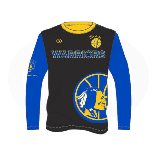Wogue Warriors Basketball Shooting T-Shirt