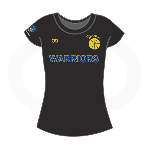 Wogue Warriors Ladies Short Sleeve T-Shirt (Option 2)