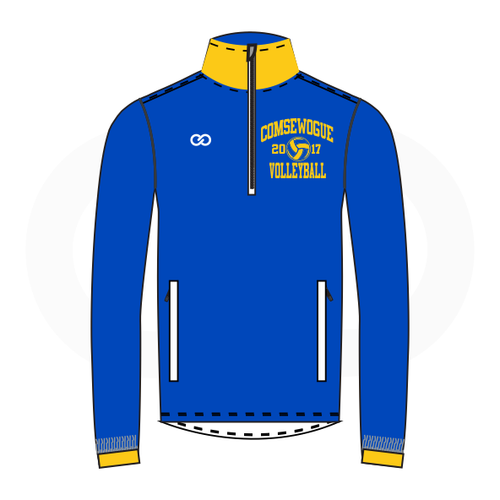Wogue Warriors Volleyball Track Jacket