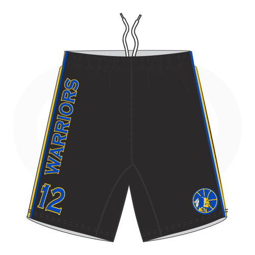 Wogue Warriors School Basketball  Shorts