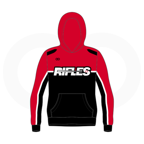 Springfield Rifles Football Hoodie - Black Option 2