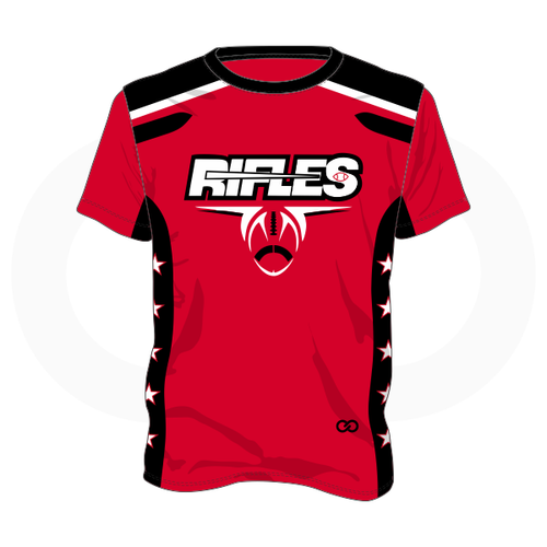 Springfield Rifles Football T-Shirt