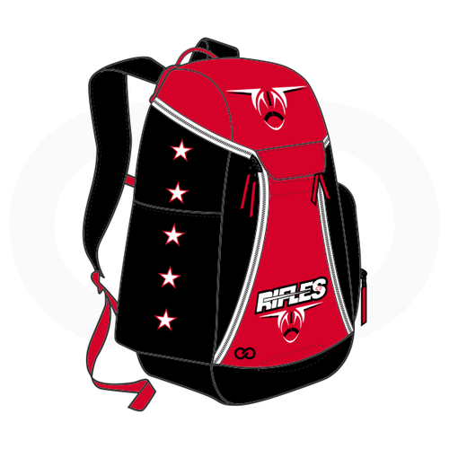 Springfield Rifles Football Backpack