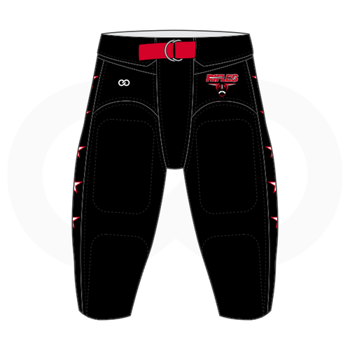 Springfield Rifles Football Pants