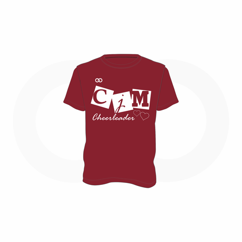 Clifton Cheer - T-Shirt - CJM Cheerleader