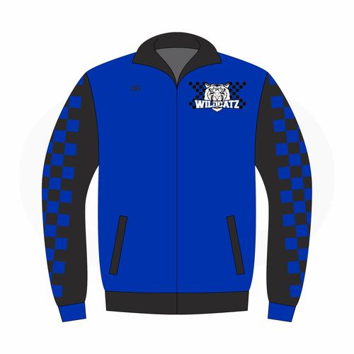 Wildcatz Softball Track Jacket