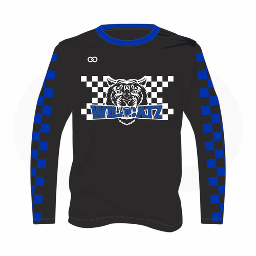 Wildcatz Softball Long Sleeve T-Shirt