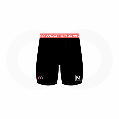 Youth Compression Shorts