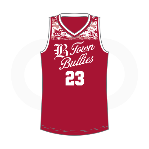 Hoosier Basketball Jersey Home