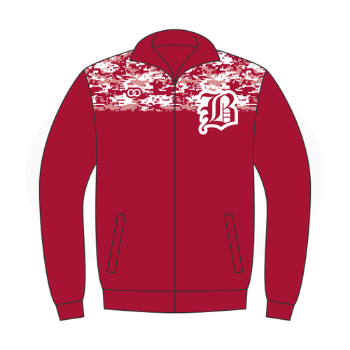 Hoosier Basketball Track Jacket