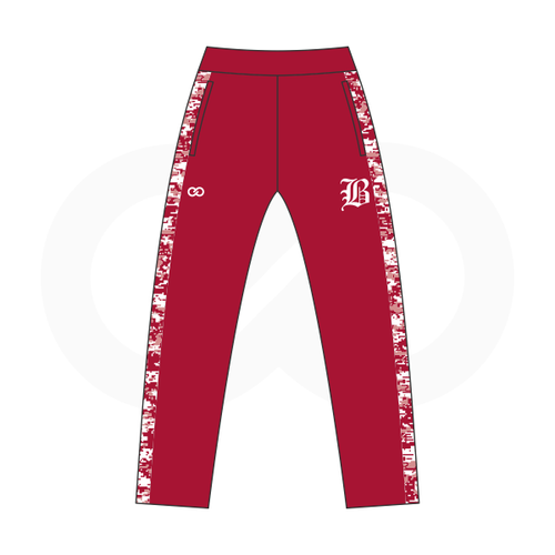Hoosier Basketball Track Pants