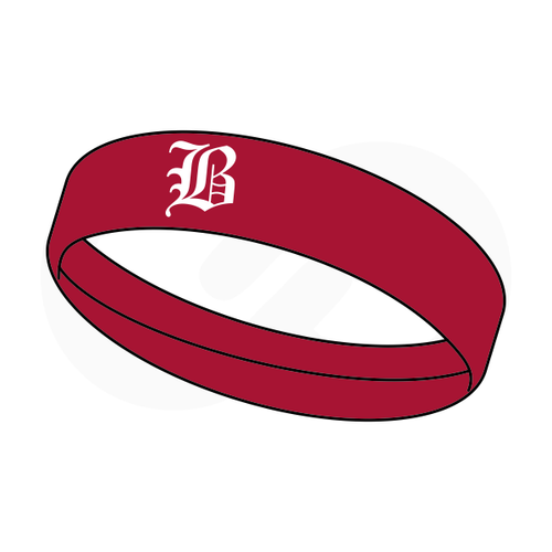 Hoosier Basketball Headband