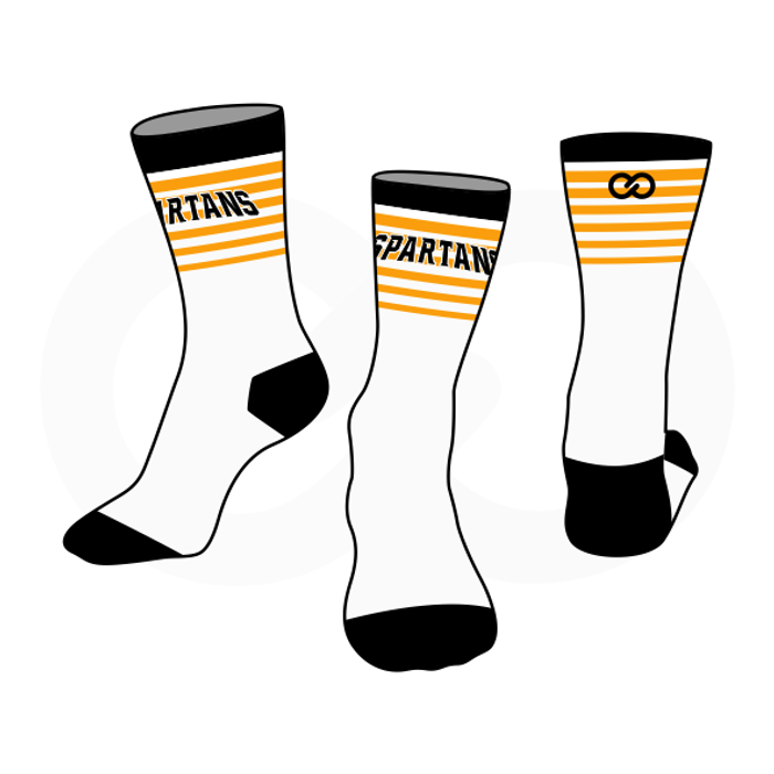 Club One Spartans Socks