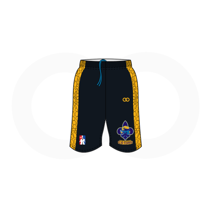 NOLA Gators Basketball Shorts