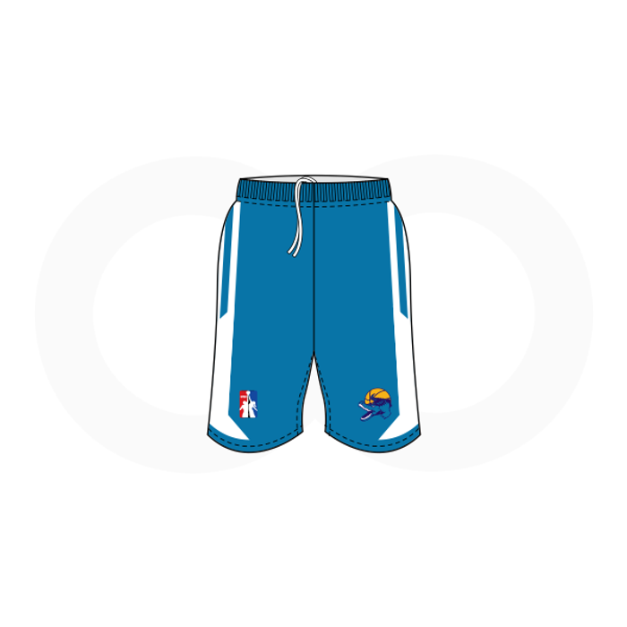 NOLA Gators Practice Basketball Shorts