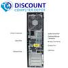 HP Elite Desktop Computer PC Intel C2D 3.0GHz 4GB 250GB DVDRW Windows 10