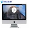 "Apple iMac 20"" Desktop Computer PC Core 2 Duo 4GB 160GB Mac OS X Capitan (A1224)"