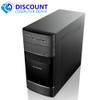 Fast Lenovo H520 Desktop Computer PC i3 3.4GHz 4GB 500GB Windows 10 Professional