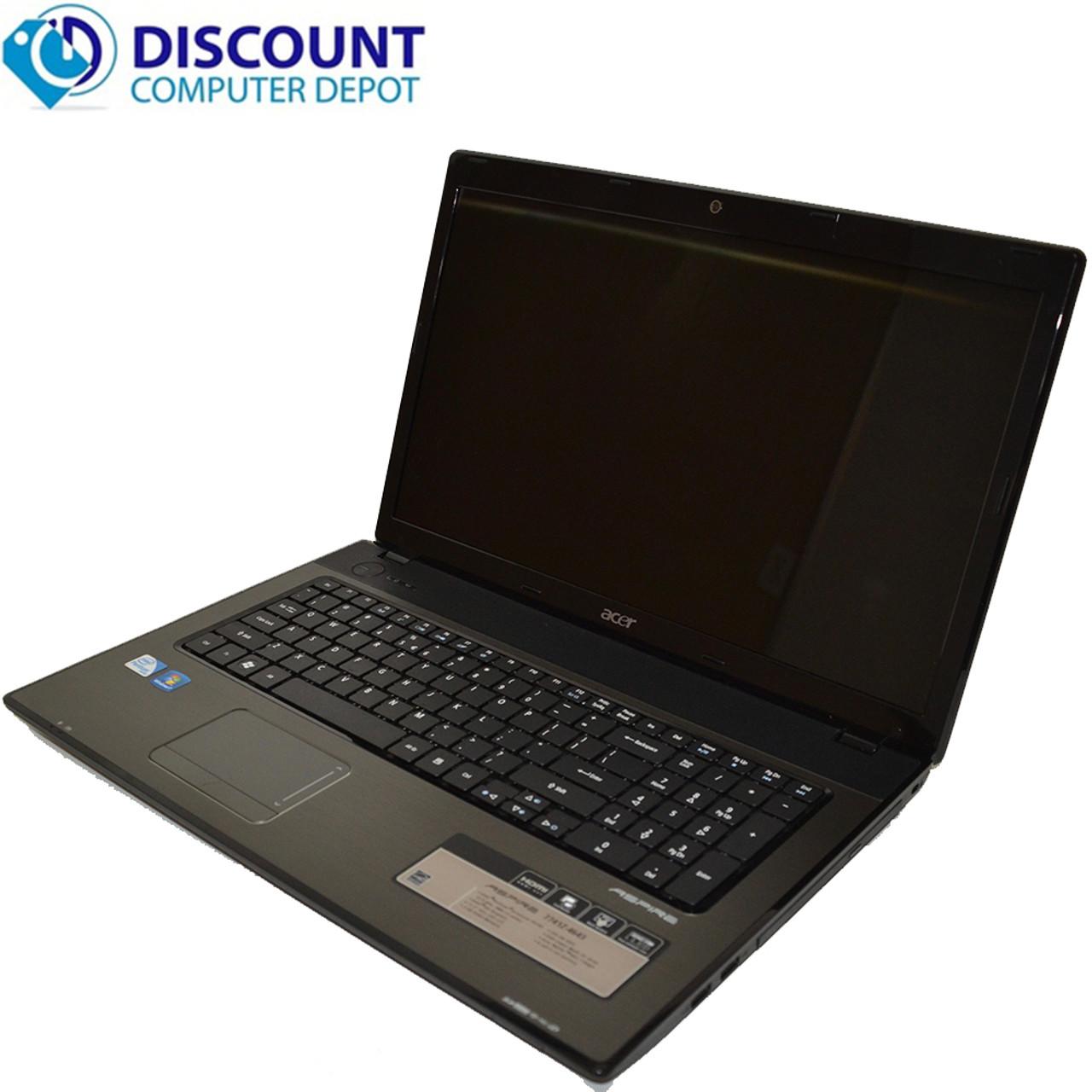Acer Aspire 7741 Notebook Intel WLAN Windows Vista 64-BIT