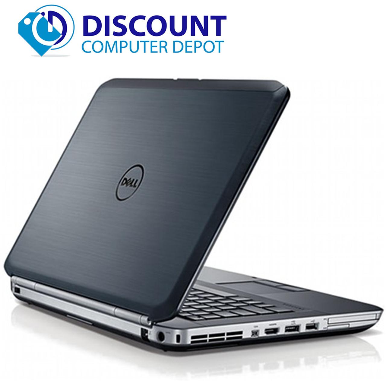 Dell Laptop Latitude E6430 Windows 10 Laptop PC i5-3rd Gen 4GB DVD WIFI HDMI