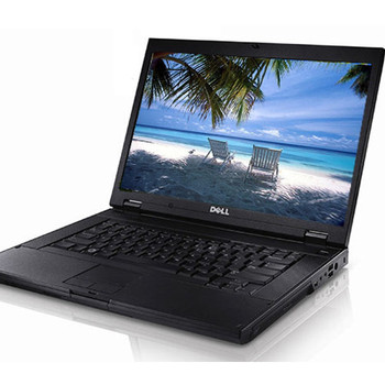 "Dell E-Series 15.4"" Laptop Computer PC Core 2 Duo Processor 4GB 250GB Windows 10 Home Premium"