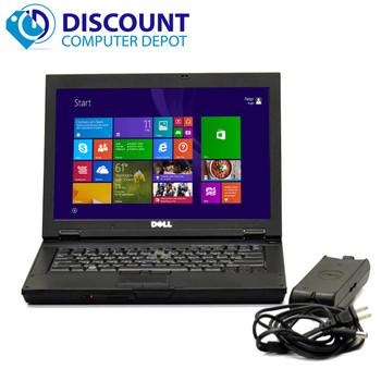 Dell Latitude E5400 Core 2 Duo Windows 8.1 Laptop Computer 4GB 160GB DVDRW WiFi