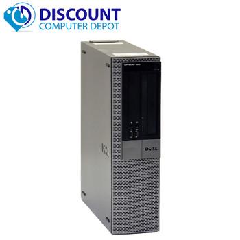 Dell Optiplex 960 Windows 10 Pro Desktop Computer Core 2 Duo 3.0 4GB 500GB