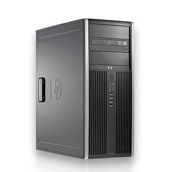 Fast HP Elite Desktop Computer PC Tower Core i5 3.1GHz 8GB 1TB Windows 10 Pro