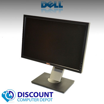"Dell 19"" LCD Monitor Ultrasharp Widescreen 1909W With VGA and Power Cable"