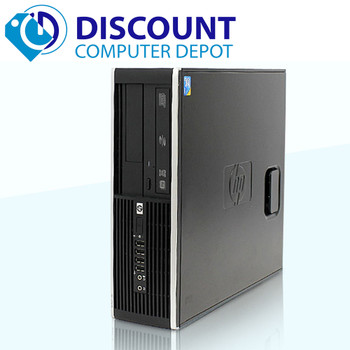 Fast HP 6005 Pro Windows 10 Pro Desktop Computer PC Athlon 2.8GHz 8GB 500GB