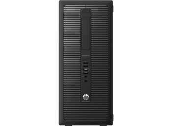 HP 800 G1 EliteDesk Tower Computer PC i7-4770 Quad 3.40GHz 8GB 1TB Windows 10 Pro Dual Screen Video Card